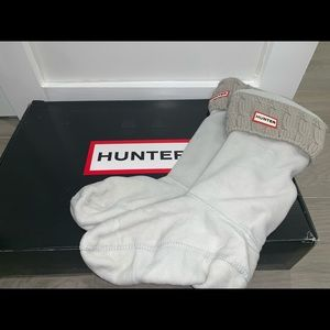 Hunter Rain boot socks